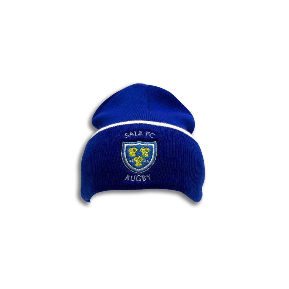 SALE FC RUGBY CREST BEANIE
