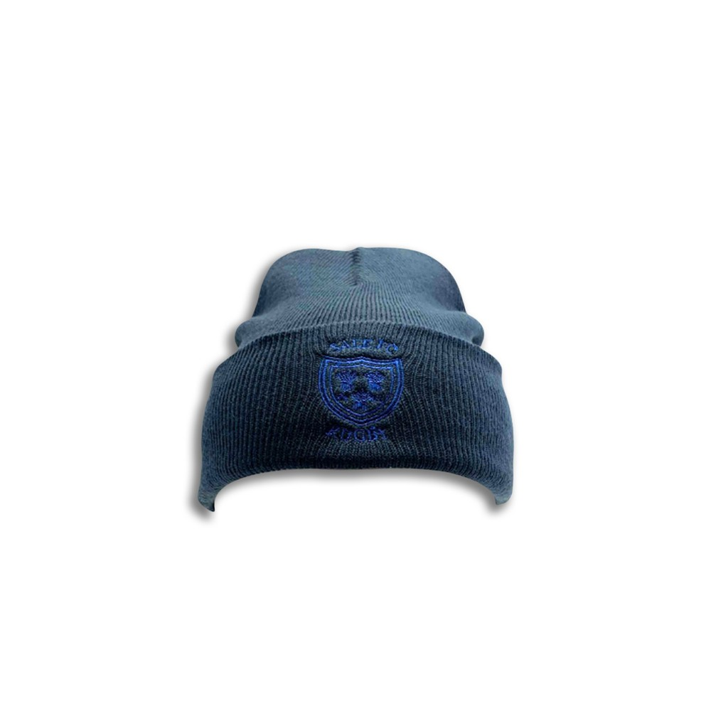 SALE FC RUGBY BLUE CREST BEANIE