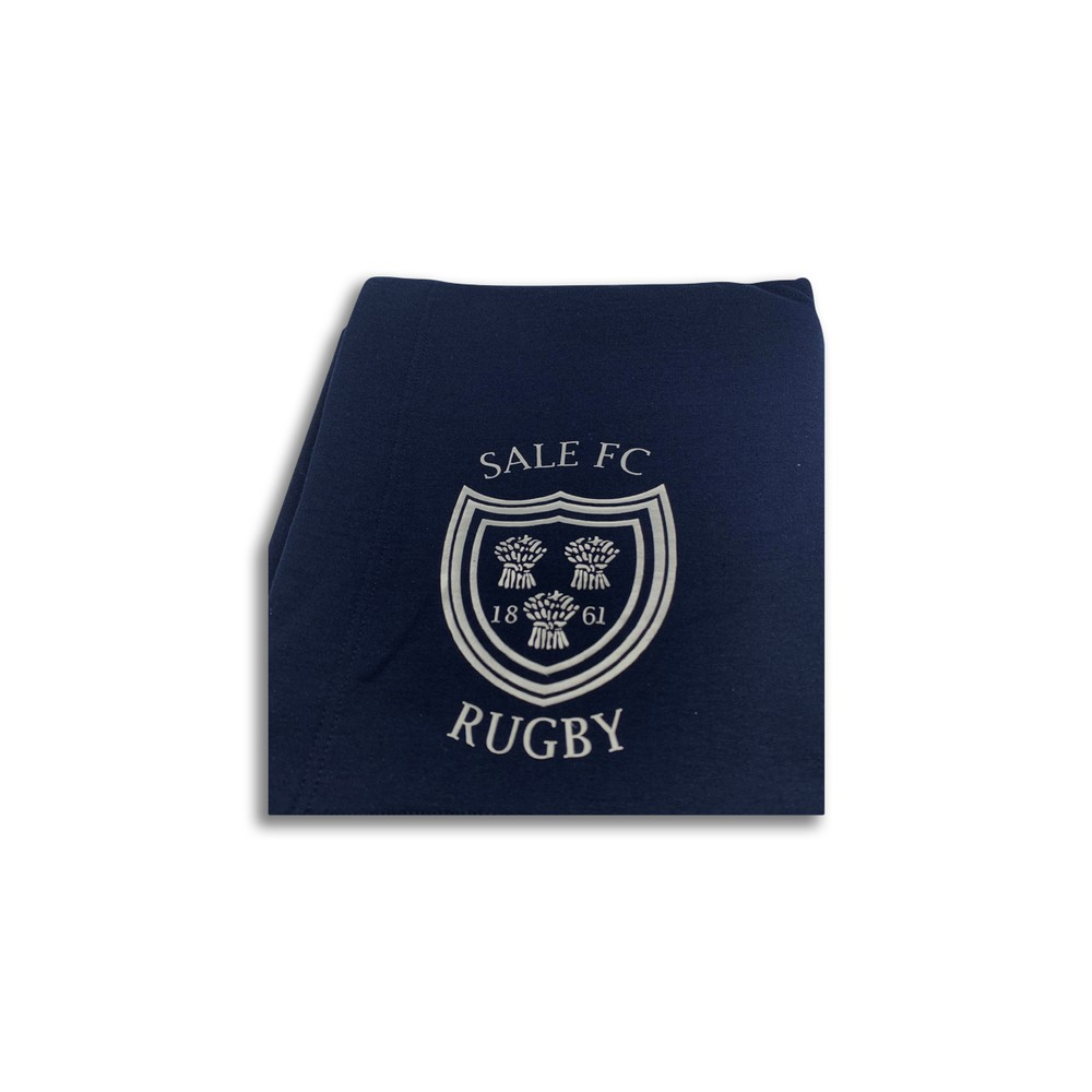 SALE FC RUGBY STADIUM BLANKET NAVY
