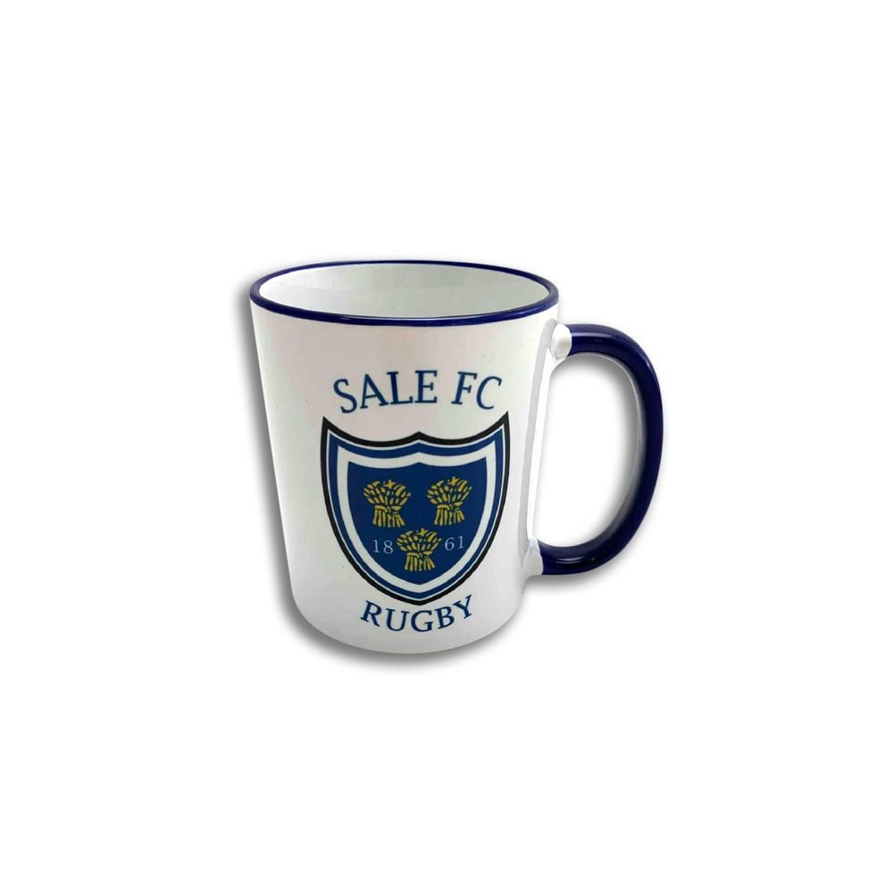 SALE FC RUGBY CREST MUG