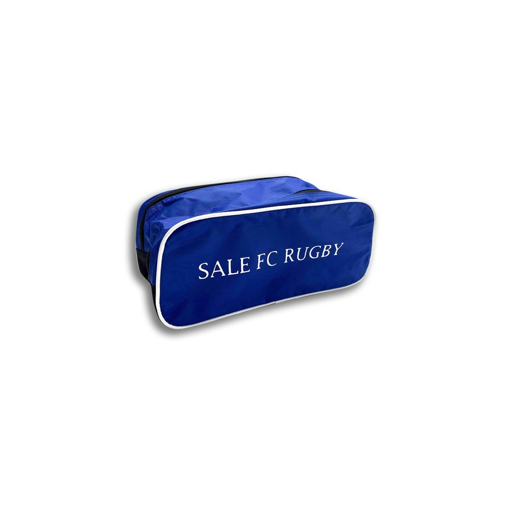 SALE FC RUGBY BOOT / WASH BAG ROYAL BLUE / WHITE
