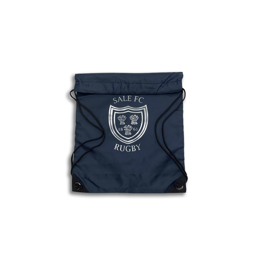 SALE FC RUGBY CREST GYM BAG Navy