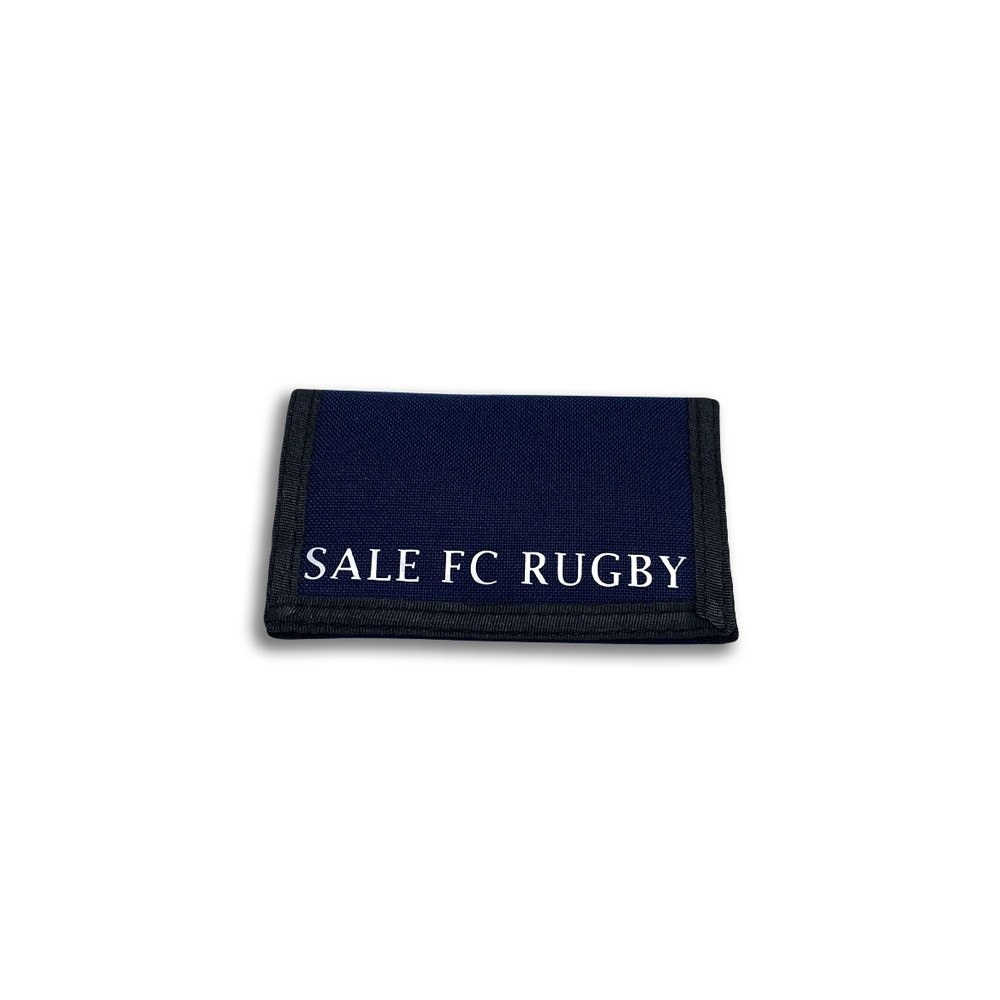 SALE FC RUGBY TRIFOLD VELCRO WALLET