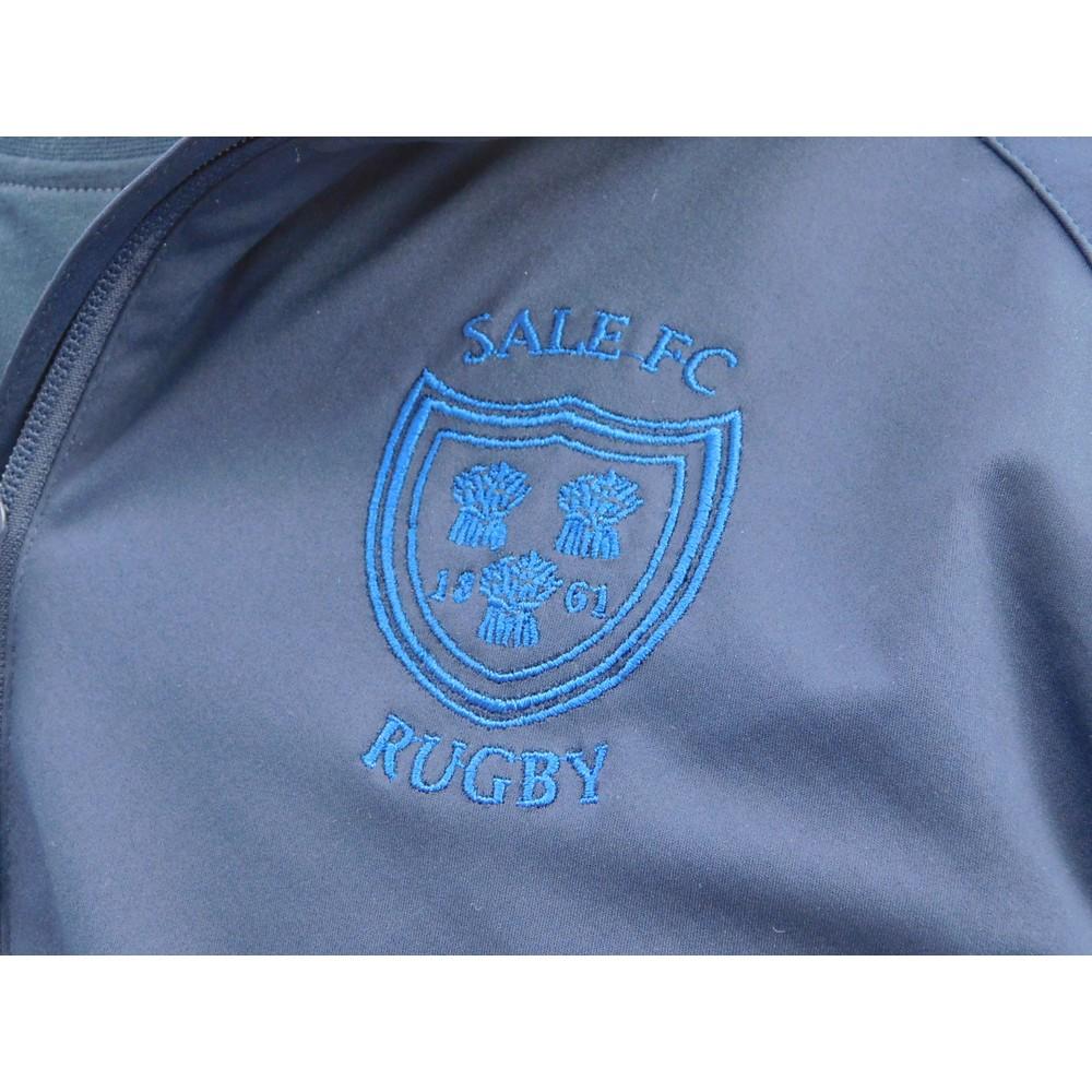 SALE FC RUGBY CLUB GILET NAVY