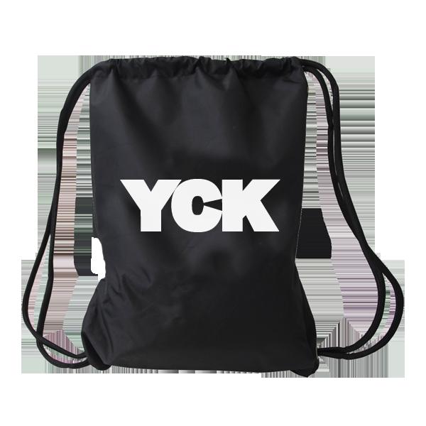 YCK YCK Bold Nylon Gymsac