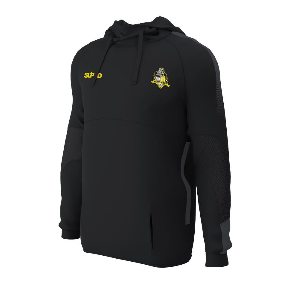 Supro YCK  Training Team Tech Hoody Black