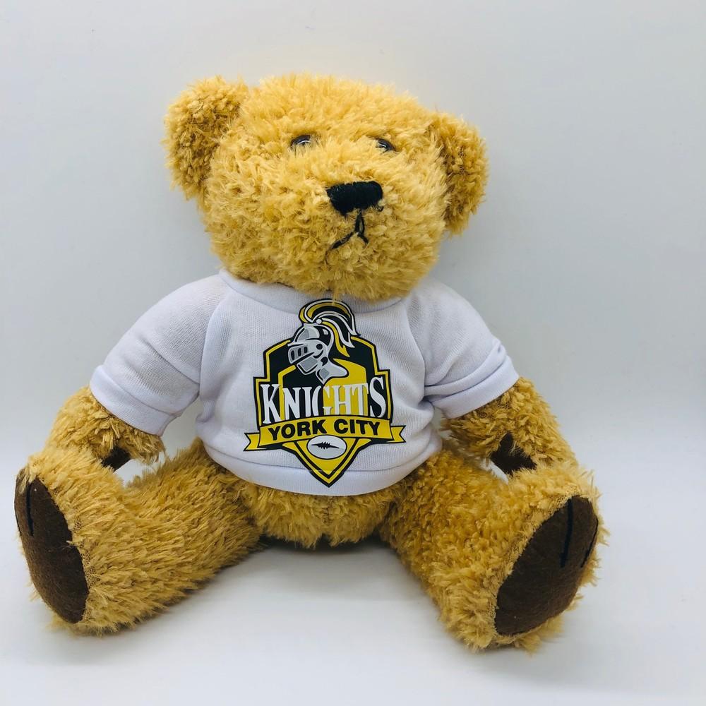 YCK YCK Crest Teddy Bear - Medium