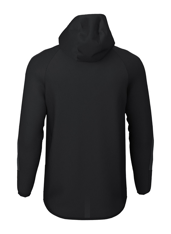 Supro YCK  Training Hooded Jacket Black