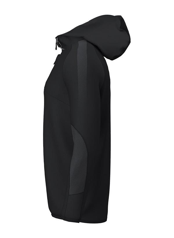 Supro YCK  Training Hooded Jacket Black