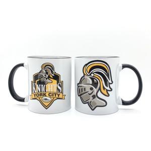 YCK YCK Crest Ceramic Mug