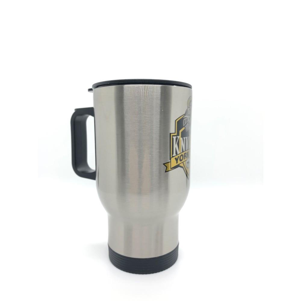 YCK Crest Thermal Travel mug White