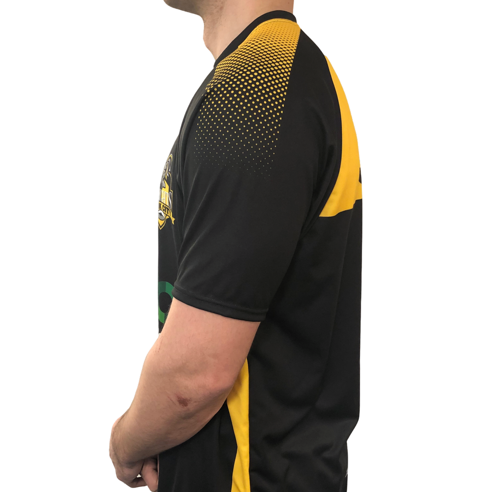 Supro YCK  Training Pro T- Shirt Black