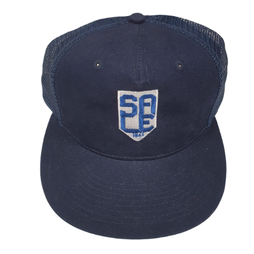 SALE FC RUGBY SALE 1861 SHIELD CAP NAVY