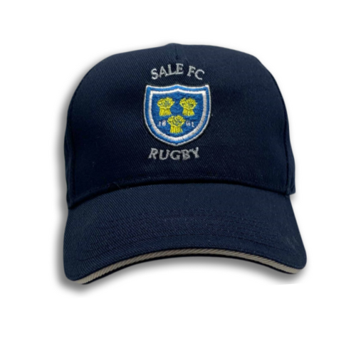 SALE FC RUGBY CREST CAP NAVY