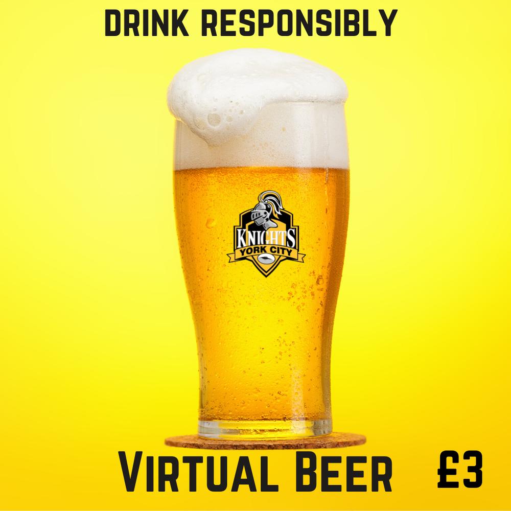 YCK Virtual Beer