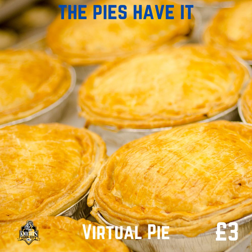 YCK Virtual Pie