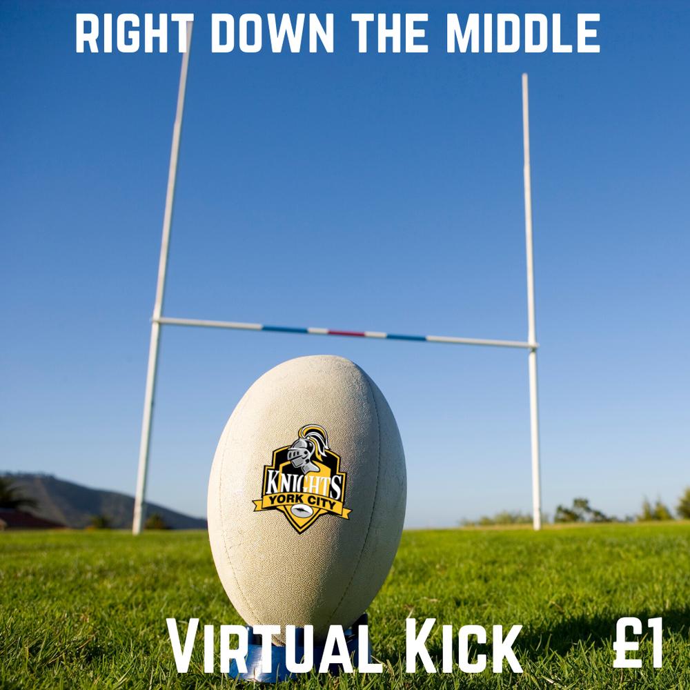 YCK Virtual Kick!!!