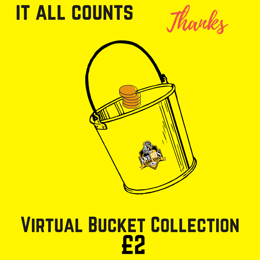 YCK Virtual Bucket Collection Donation