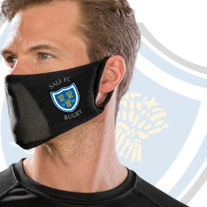 SALE FC RUGBY Sale FC Face Mask Pack