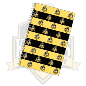 YCK YCK Black Stripe Notepad