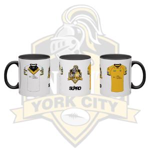 YCK YCK Team Kits Ceramic Mug