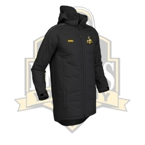 Supro YCK  3/4 Length Team Thermal Jacket Black