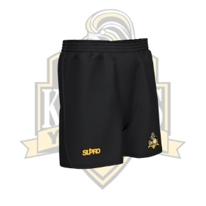 Supro YCK  Training Technical Short Black