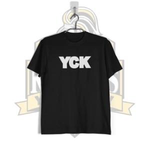 YCK YCK Bold Black/White T-shirt