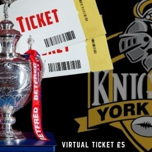 YCK Virtual Challenge Cup Ticket