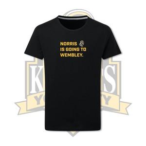 YCK YCK Norris Wembley T-Shirt - Adults