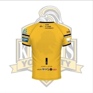 Supro YCK  Team Semi Fit Replica Shirt - Wembley Final - In store collection only Amber