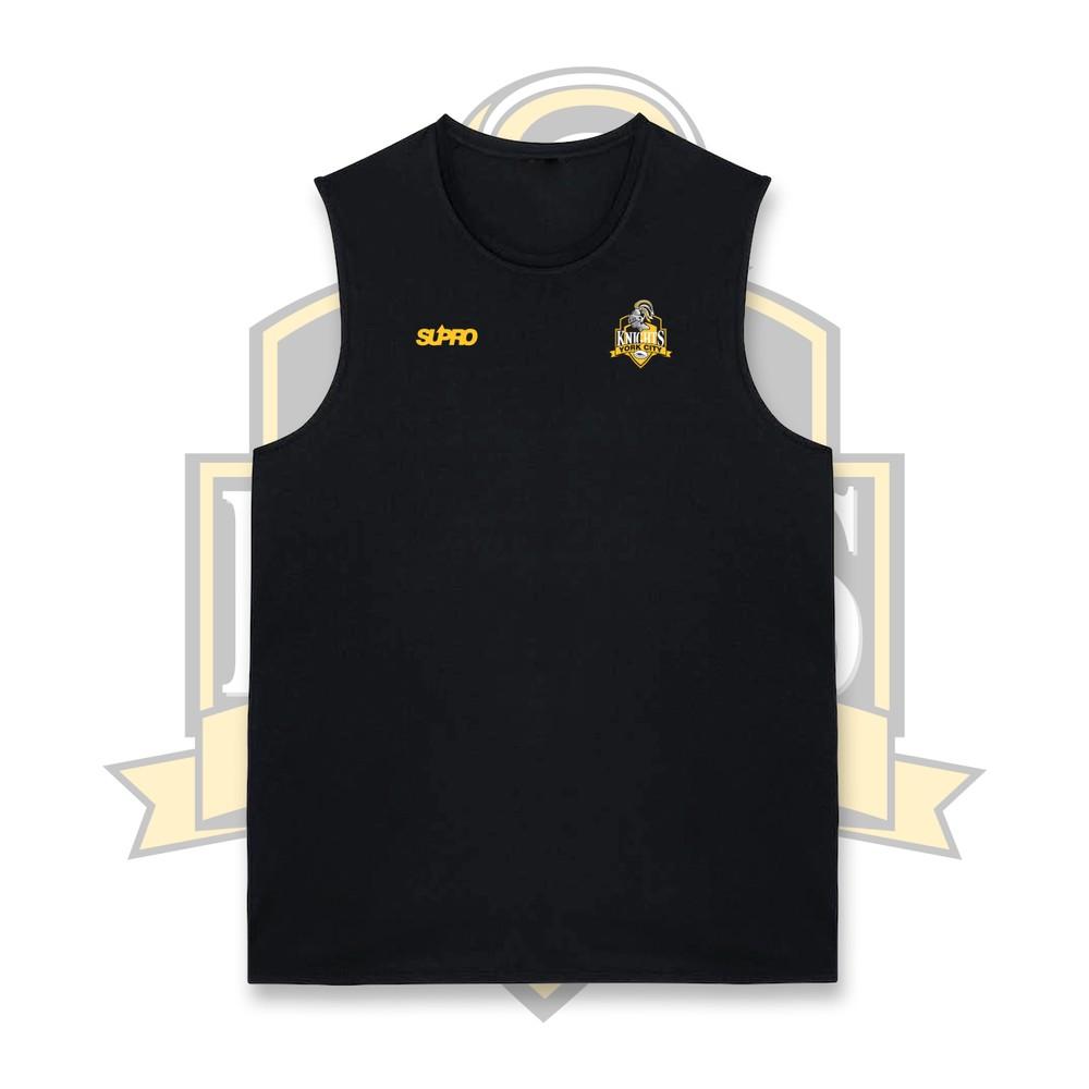 Supro YCK  Training Vest Black