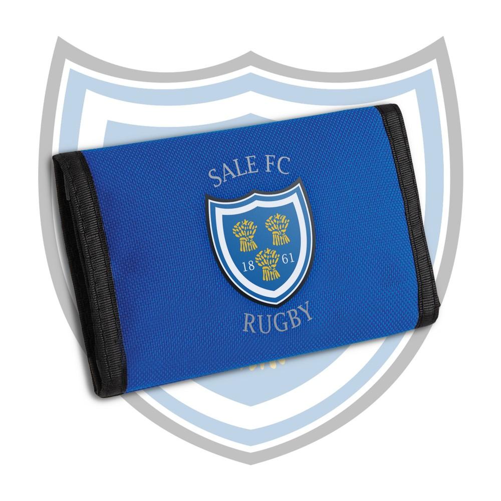 SALE FC RUGBY Sale FC Velcro Wallet
