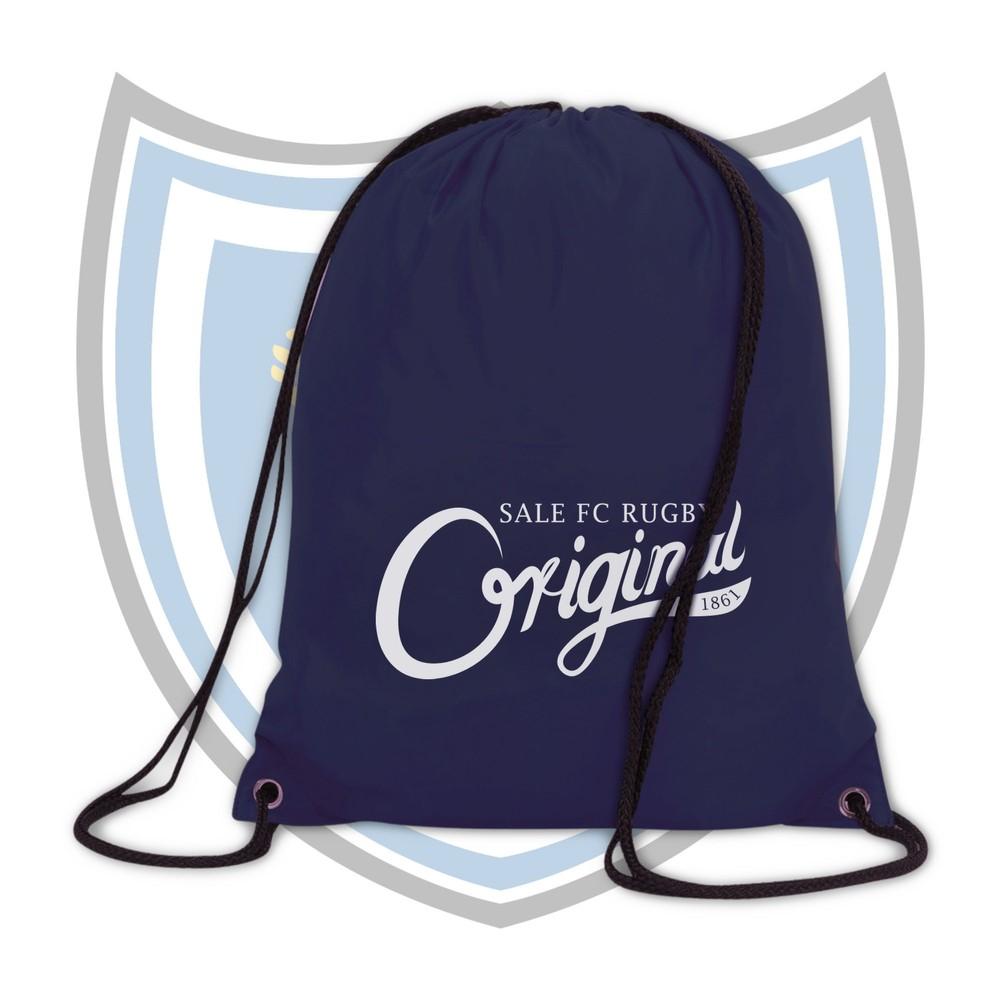 SALE FC RUGBY Sale FC Original Drawstring Bag