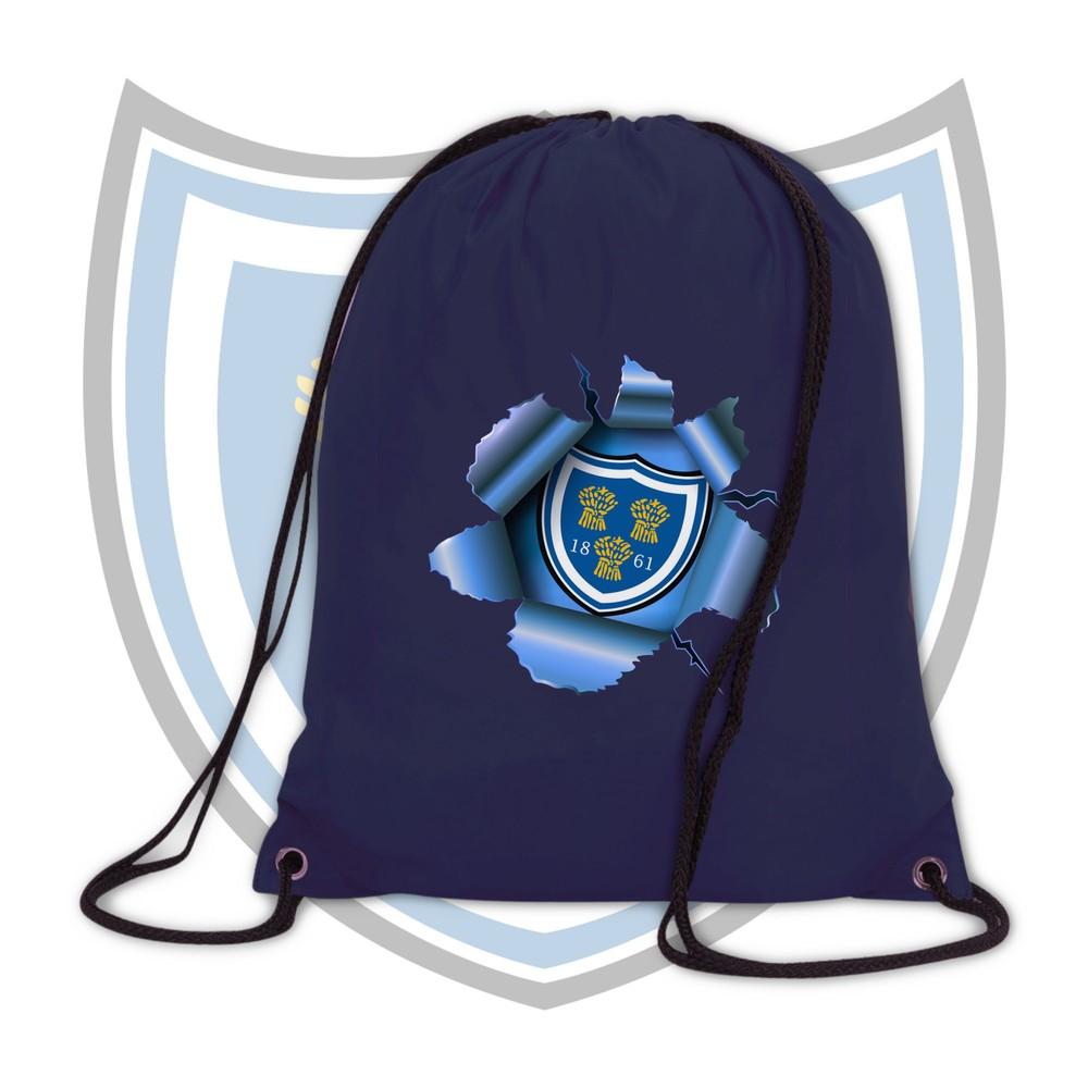 SALE FC RUGBY Sale FC Breakout Drawstring Bag