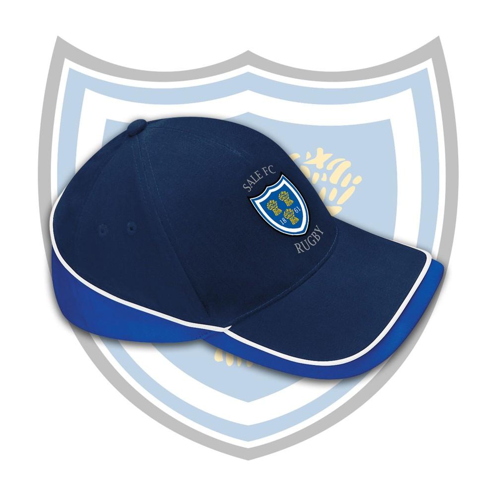 Supro Sale FC  Crest Cap ROYAL BLUE / WHITE