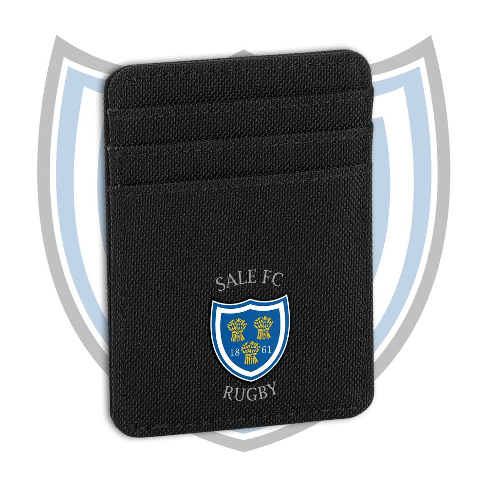 SALE FC RUGBY Sale FC Card Holder